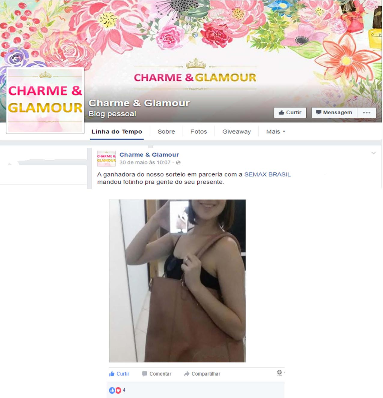 Facebook Charme & Glamour